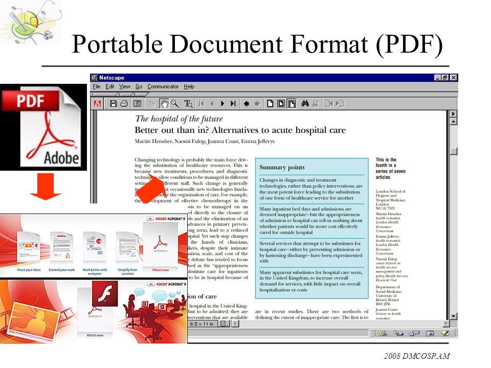 2008 DMCOSP.AM Portable Document Format (PDF)