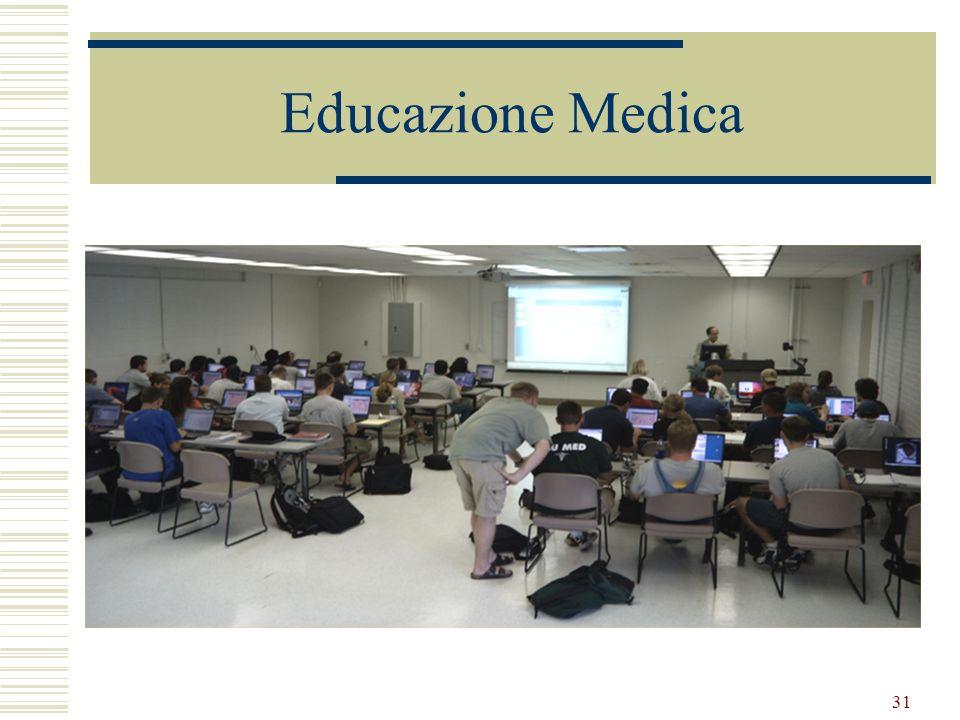 31 Educazione Medica