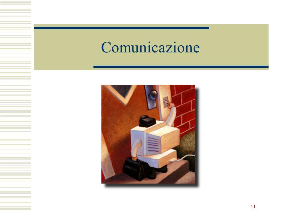 41 Comunicazione