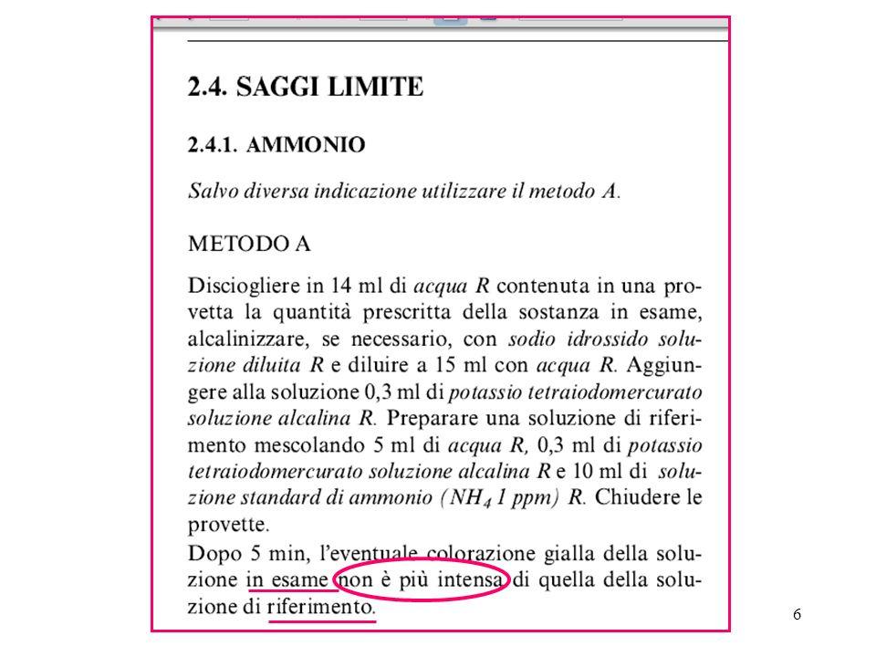 7 Sodio Solfato anidro (monografia) DEFINIZIONE….CARATTERI….