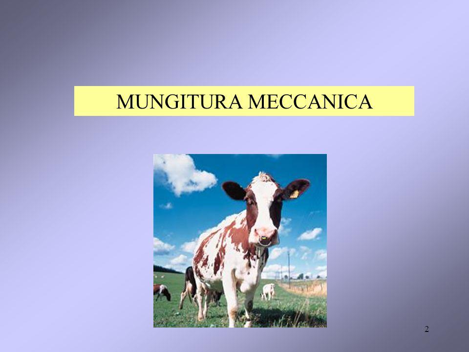 73 LA GUAINA I tubi corti del latte devono allontanare velocemente il latte dal capezzolo!.