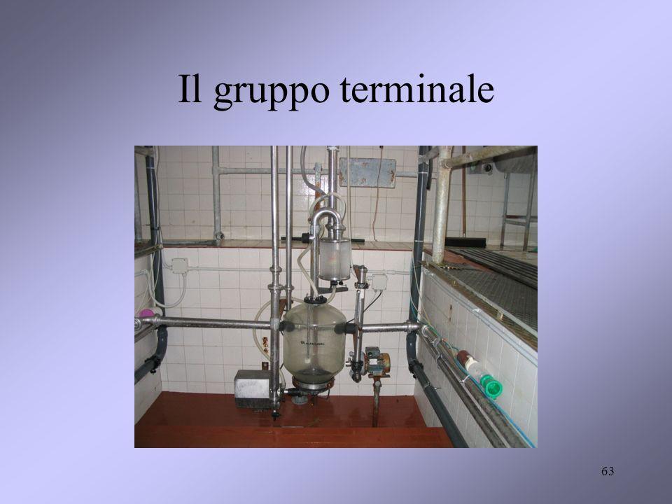 Il gruppo terminale 63