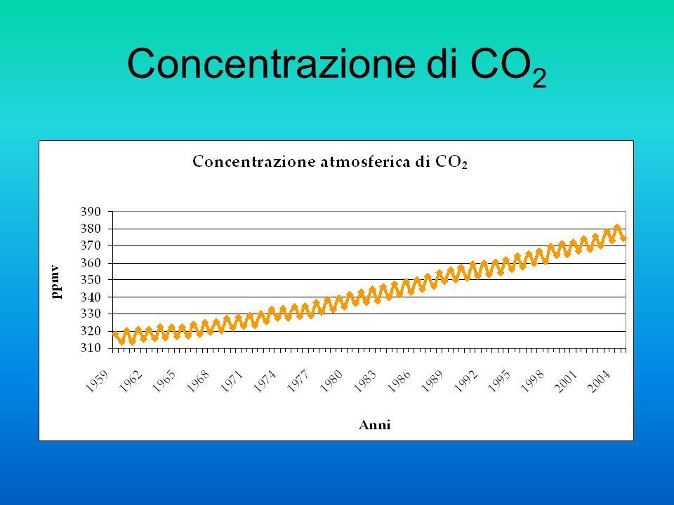 Concentrazione di CO 2