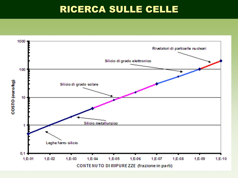 13 RICERCA SULLE CELLE