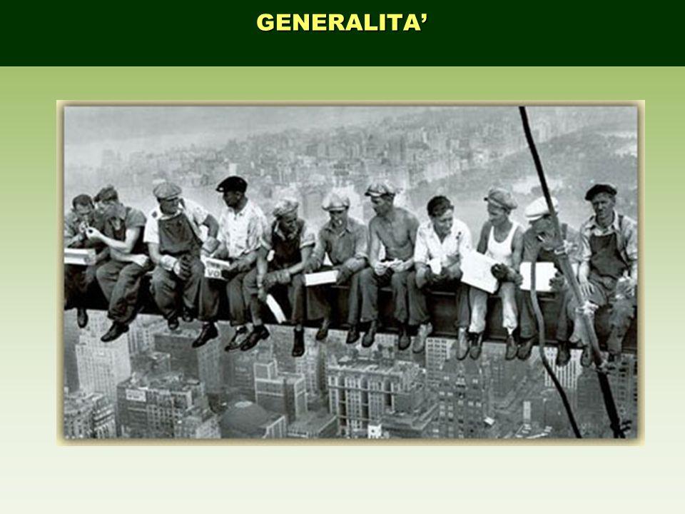 GENERALITA