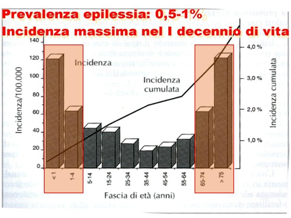 Si è soliti suddividere le epilessie dal punto di vista eziologico in due famiglie: genetiche, sintomatiche.