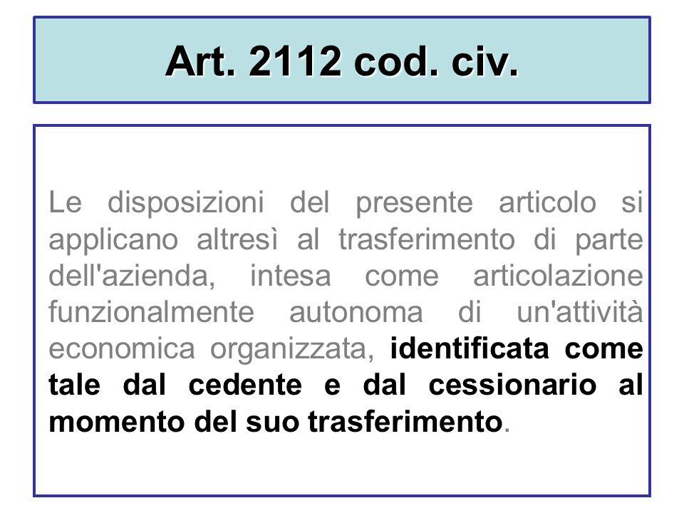 Art.2112 cod. civ.