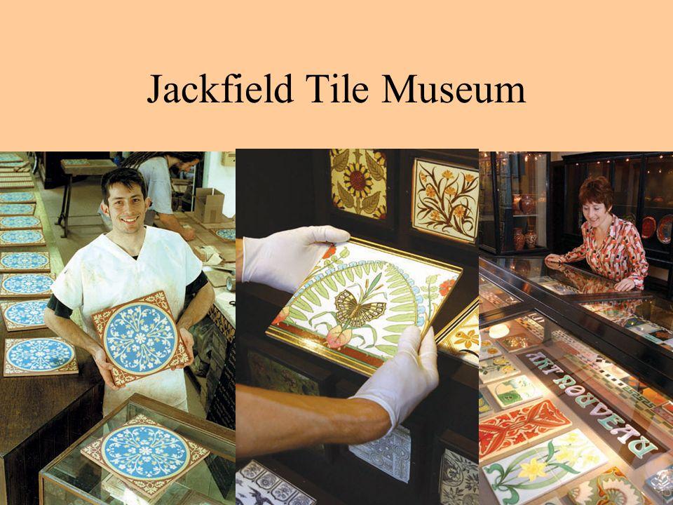 Jackfield Tile Museum