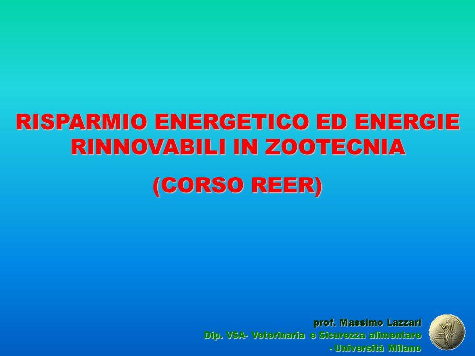 SOTTOPRODOTTI COLTURE ERBACEE PRODOTTI ENERGETICI A PARTIRE DA BIOMASSE