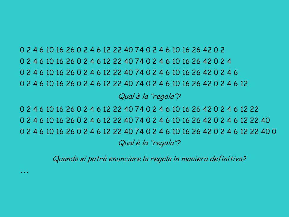 000000000000000000000000000000… è una sequenza casuale o ha un ordine.