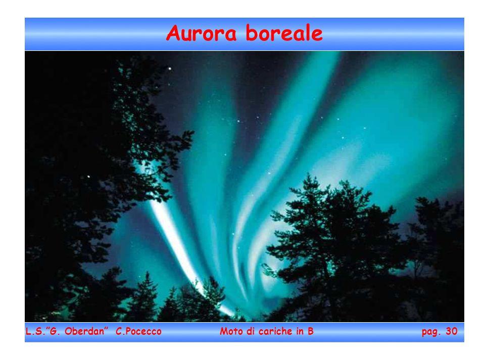 Aurora boreale L.S.G. Oberdan C.Pocecco Moto di cariche in B pag. 30