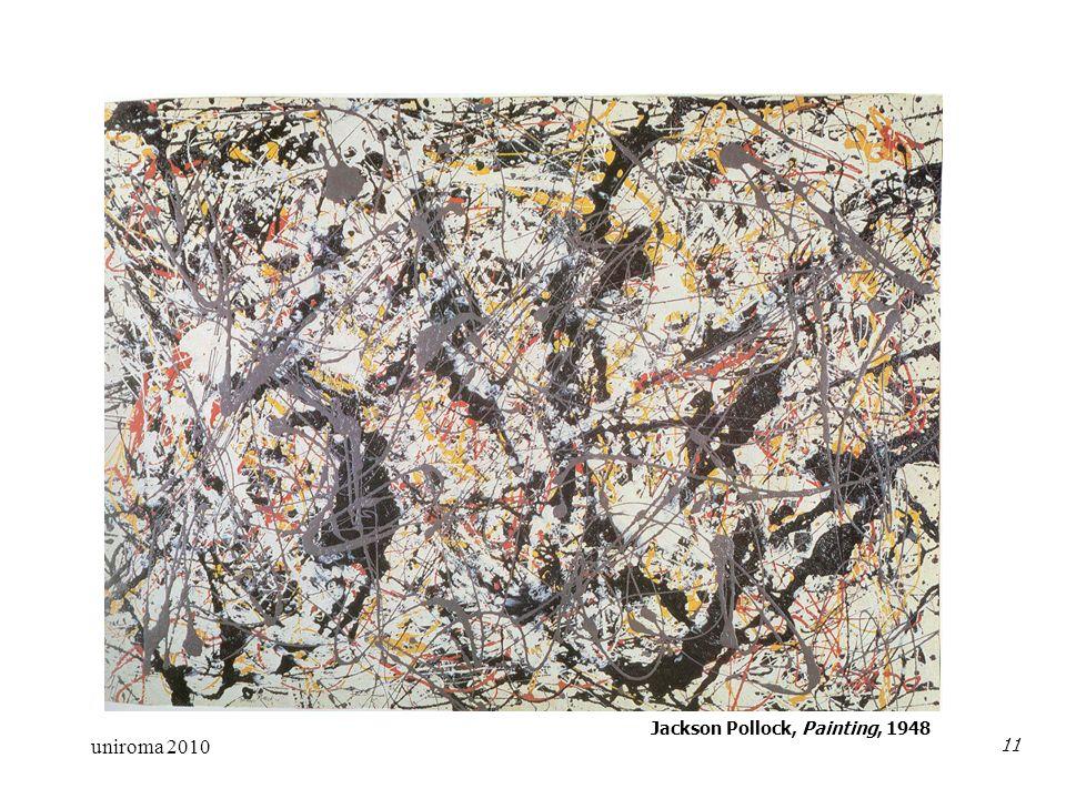 uniroma 2010 11 Jackson Pollock, Painting, 1948