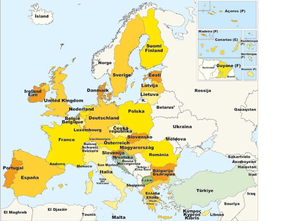 43 La Costituzione per lEuropa è stata ratificata da 15 Stati membri: Austria, Belgio, Cipro, Estonia, Germania, Grecia, Ungheria, Italia, Lettonia, Lituania, Lussemburgo, Malta, Slovacchia, Slovenia e Spagna.