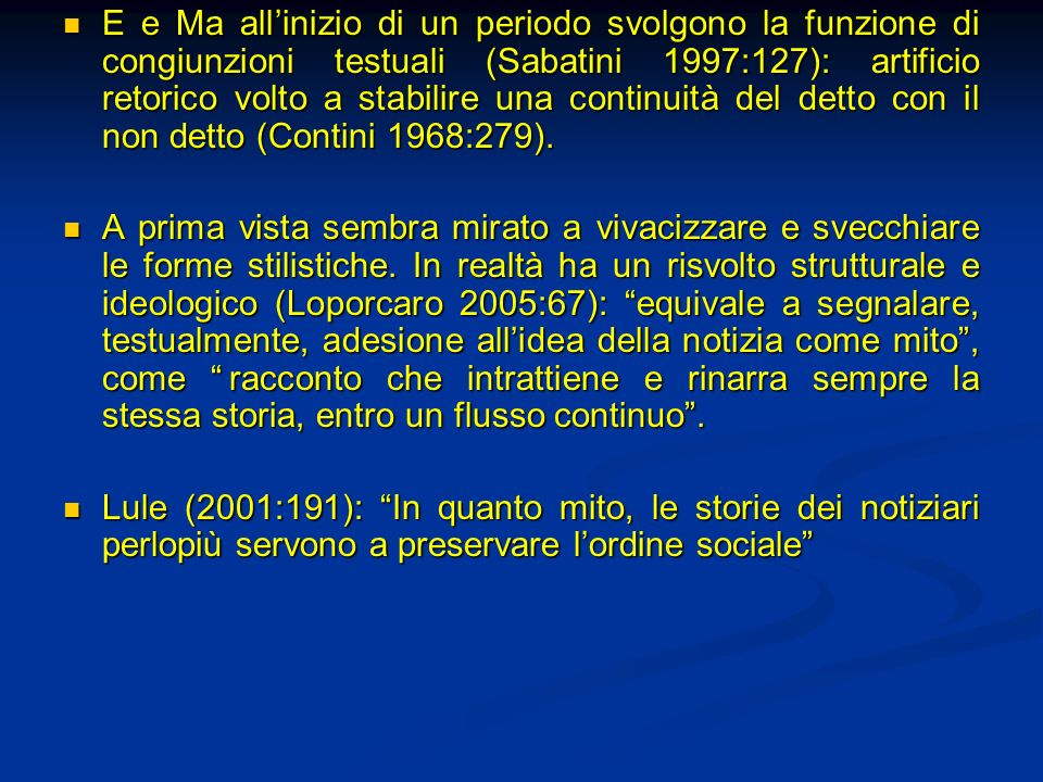 Domanda di Saviano Perché questuso insistito di soprannomi invece del nome e cognome.