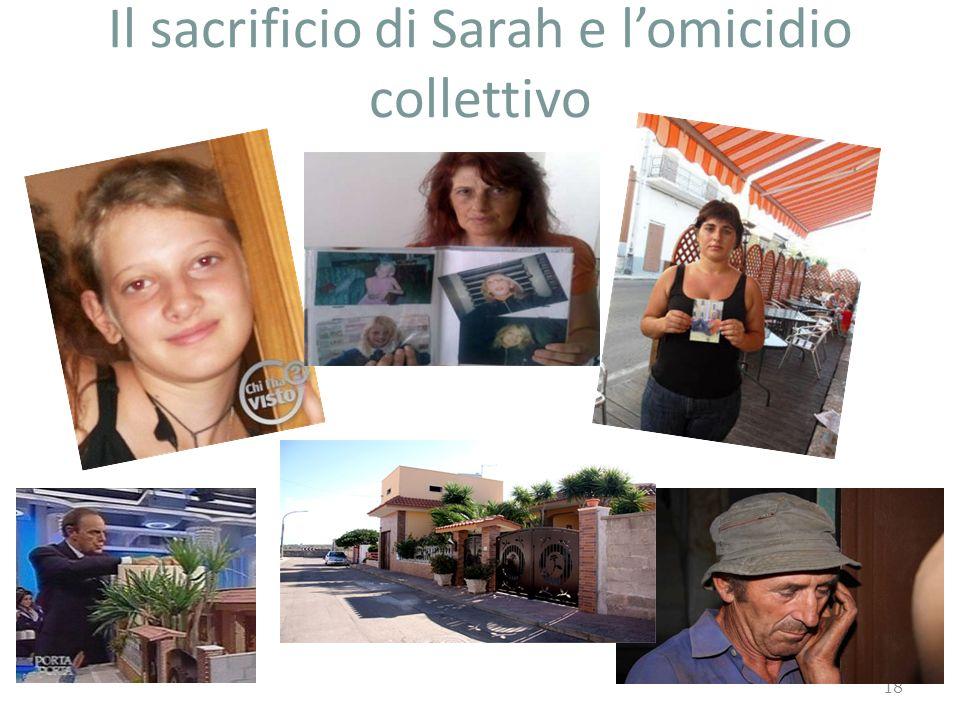 Il sacrificio di Sarah e lomicidio collettivo 18