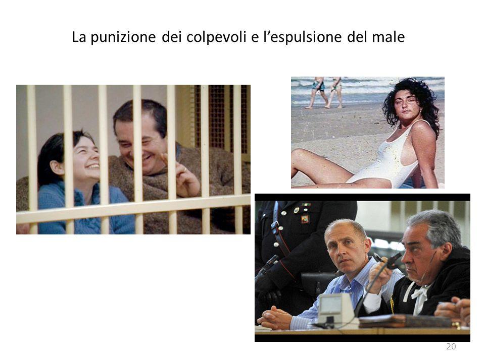 La punizione dei colpevoli e lespulsione del male 20