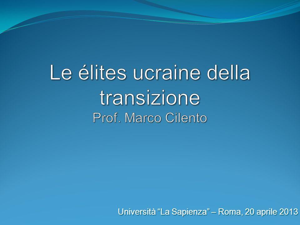 Università La Sapienza – Roma, 20 aprile 2013
