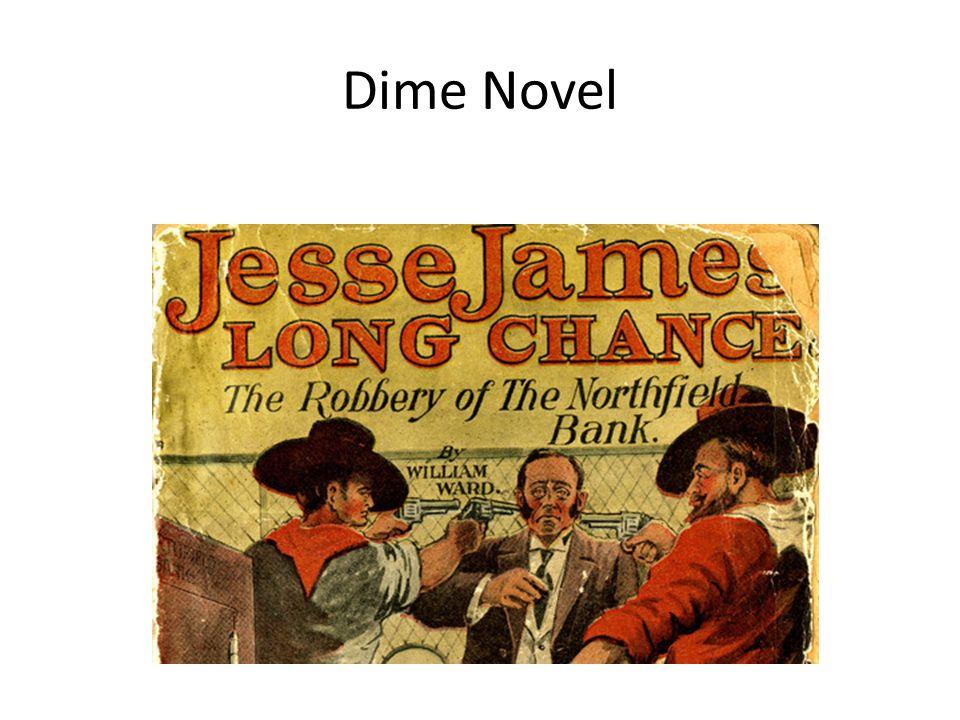 Dime Novel