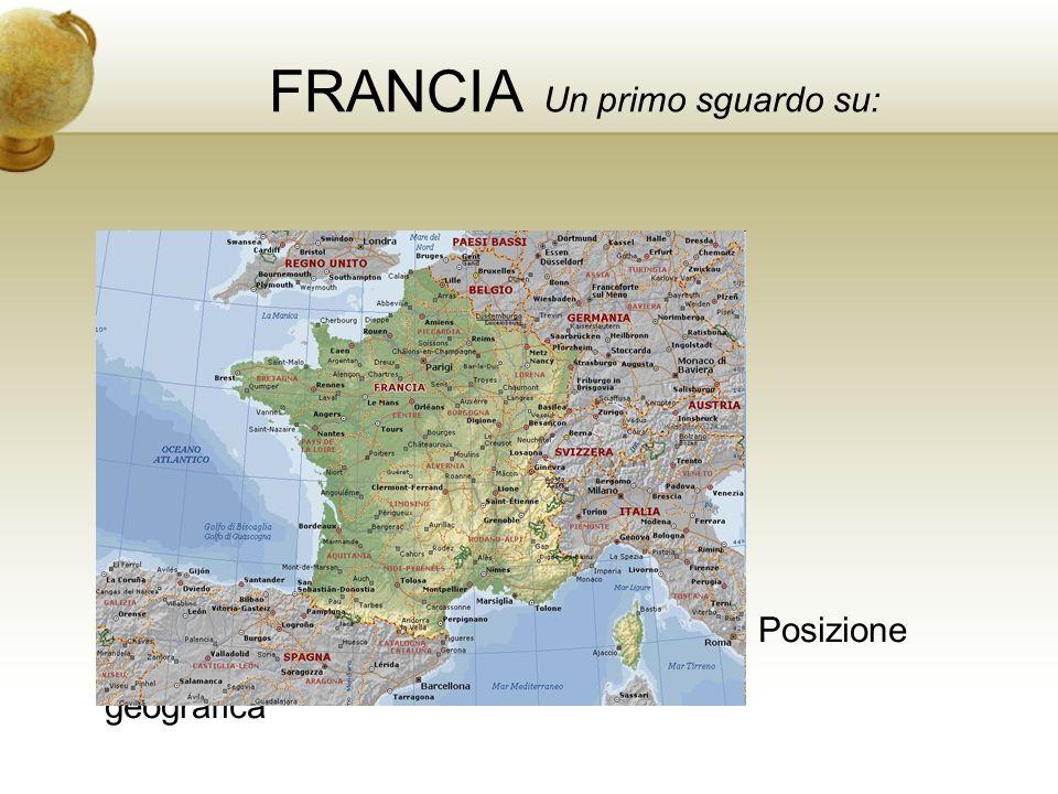 FRANCIA Popolazione 58.518.395 ab.(cens. 1999); 61 mln ab.