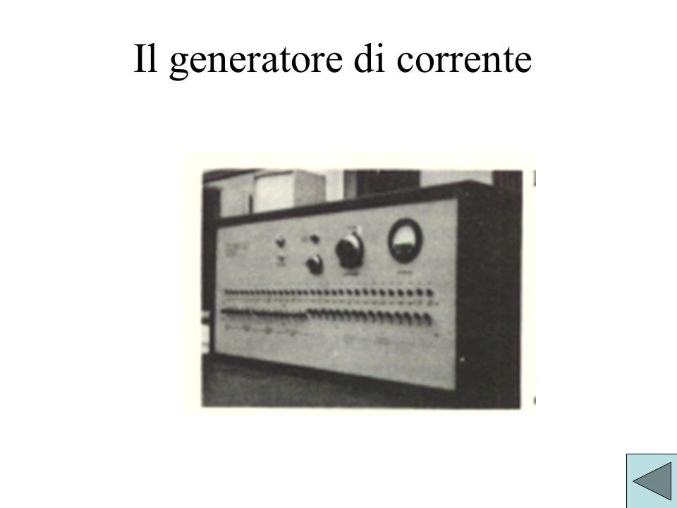 Il generatore di corrente