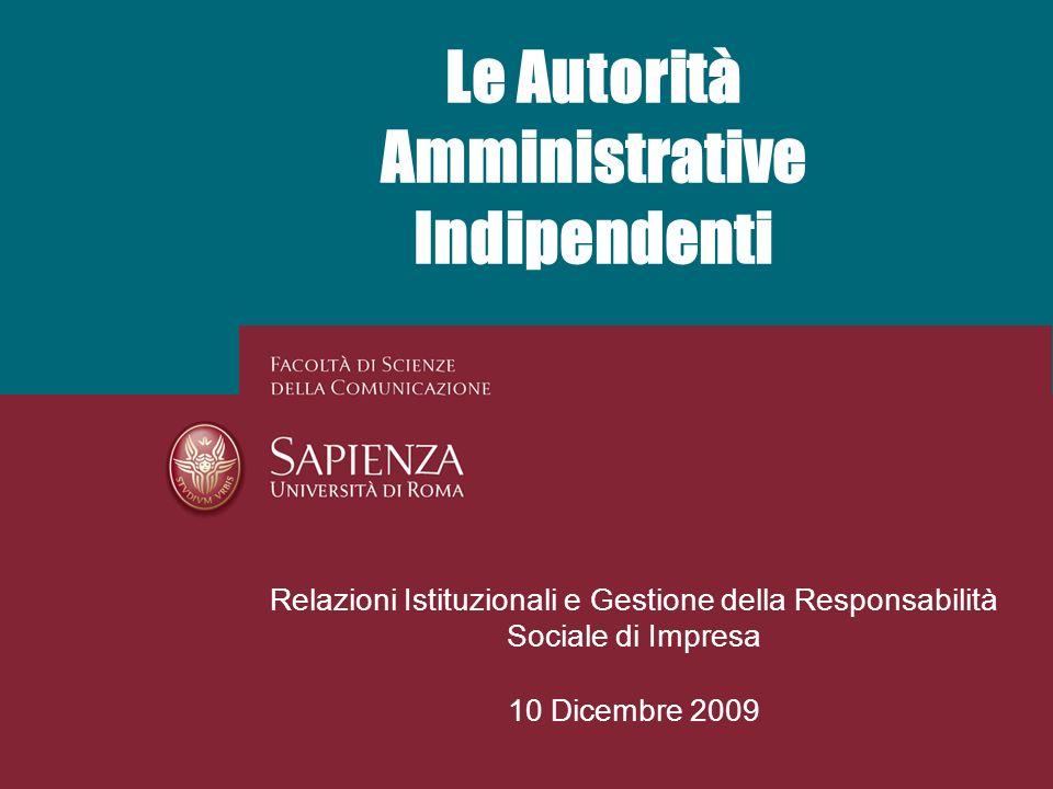 2 Autorità: cronologia Banca dItalia: 1893 (SPA) CONSOB: L.