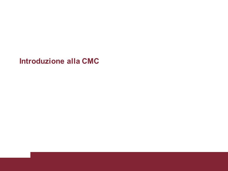 Introduzione alla CMC