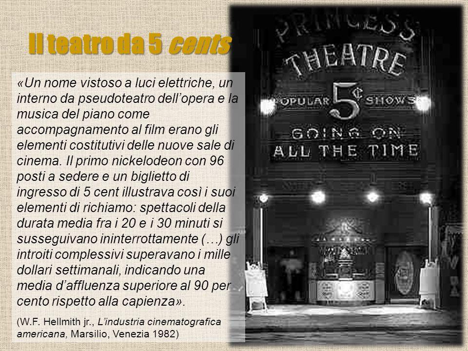 Nel 1914, il regista americano realizza per la casa di produzione Mutual la sua opera più nota, The Birth of a Nation.