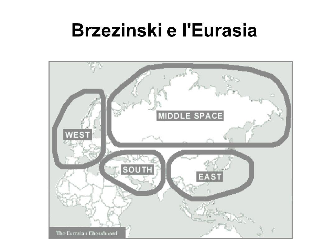 Brzezinski e l'Eurasia