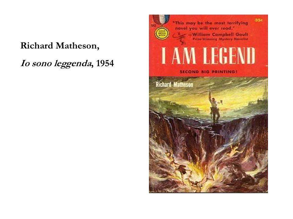 Richard Matheson, Io sono leggenda, 1954