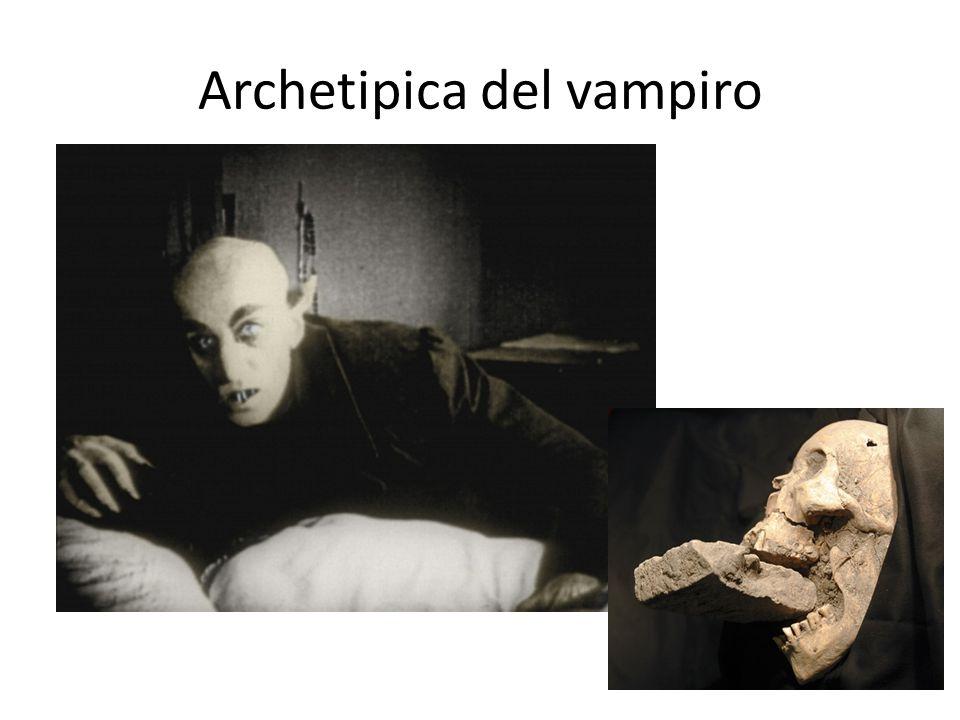 Archetipica del vampiro