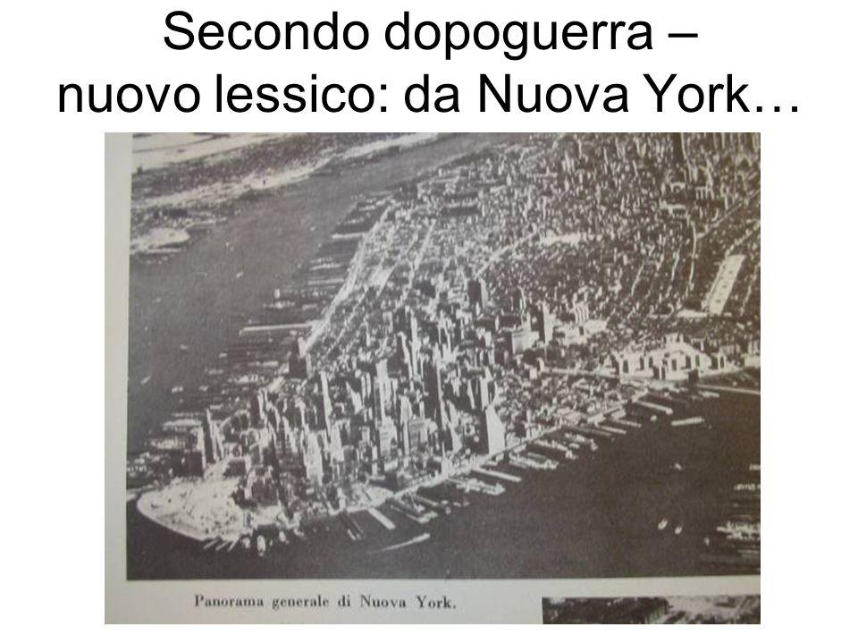 …a New York