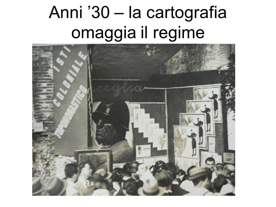 1943 – cambi di fronte