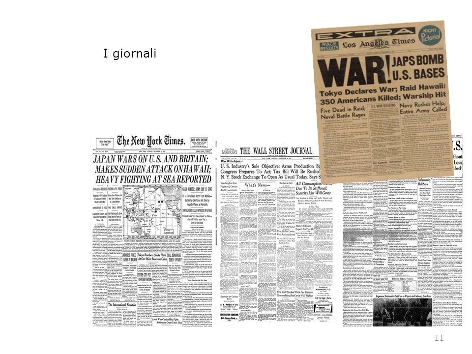 11 I giornali