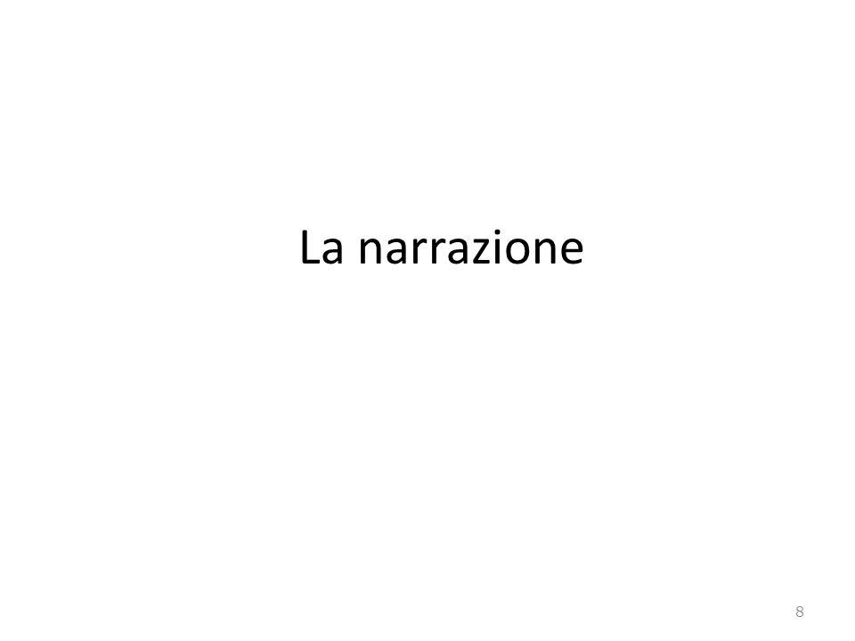La narrazione 8