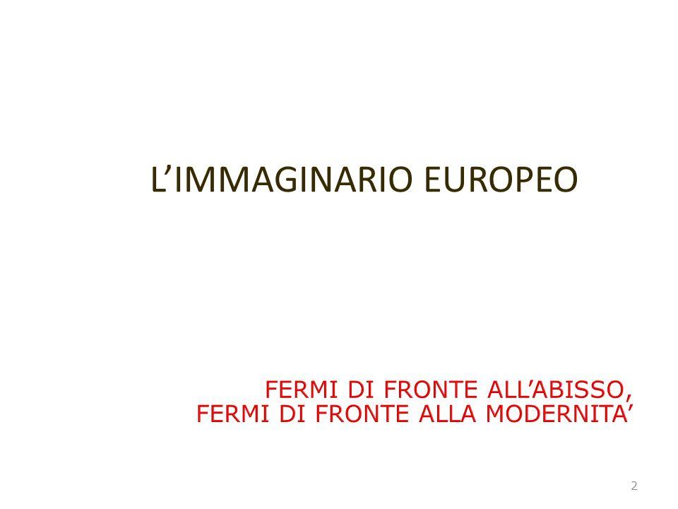 LIMMAGINARIO EUROPEO 2