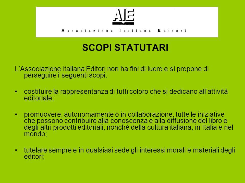 ...testare lo stato di salute dell intero comparto editoriale italiano.