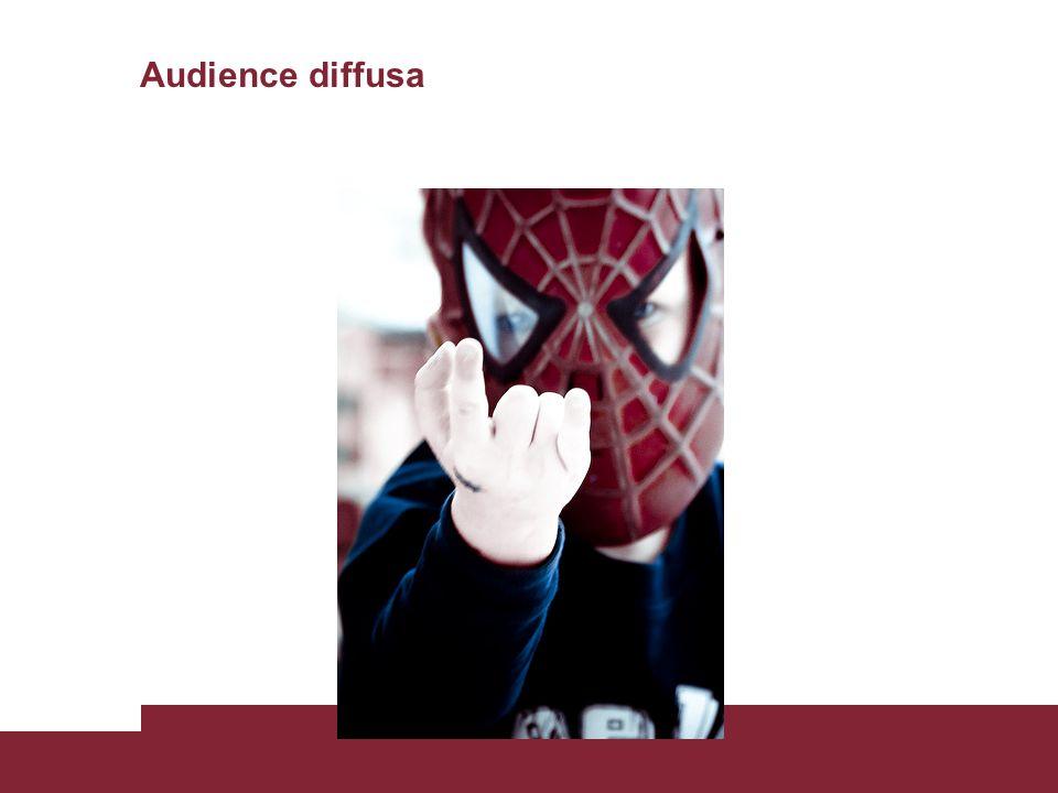 Audience diffusa