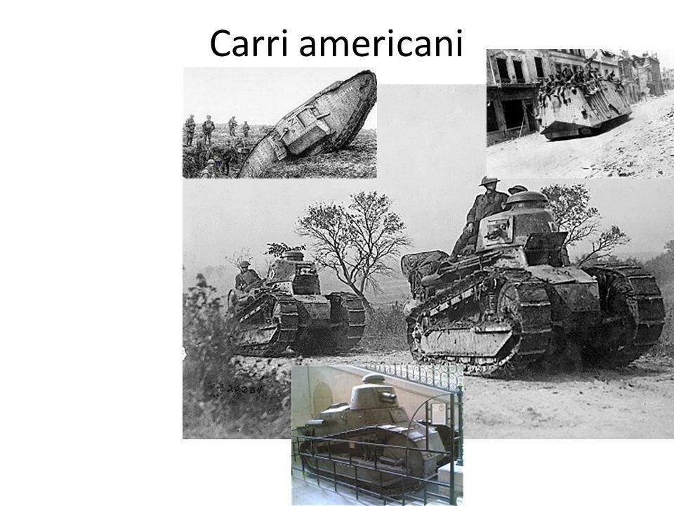 Carri americani