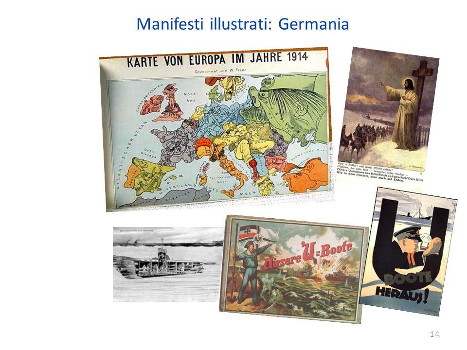 Manifesti illustrati: Germania 14