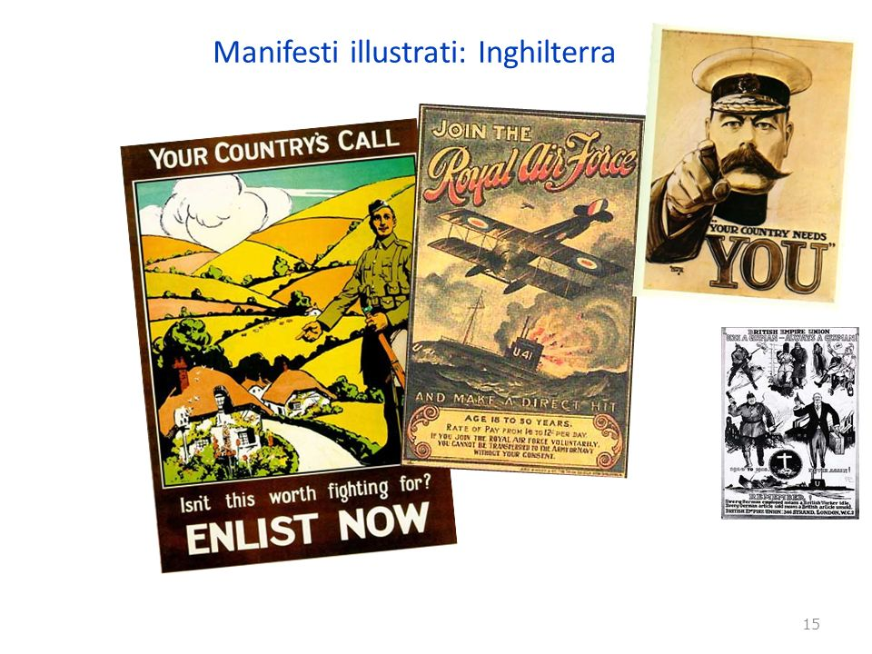 Manifesti illustrati: Inghilterra 15