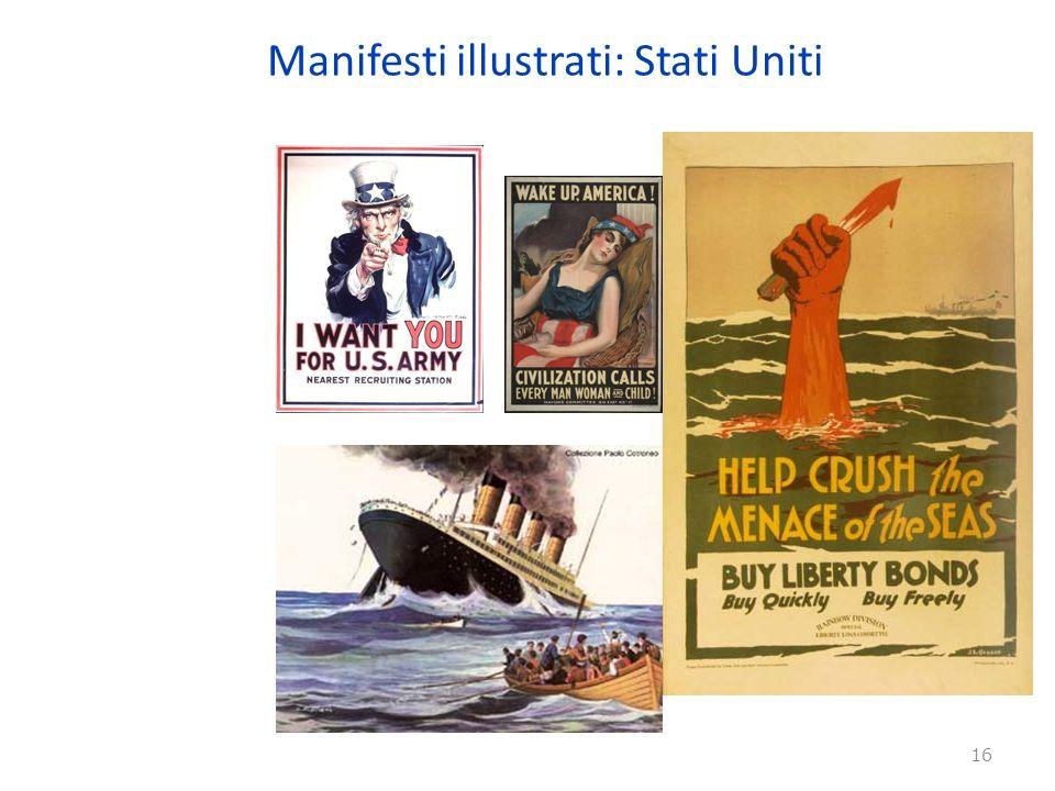 Manifesti illustrati: Stati Uniti 16