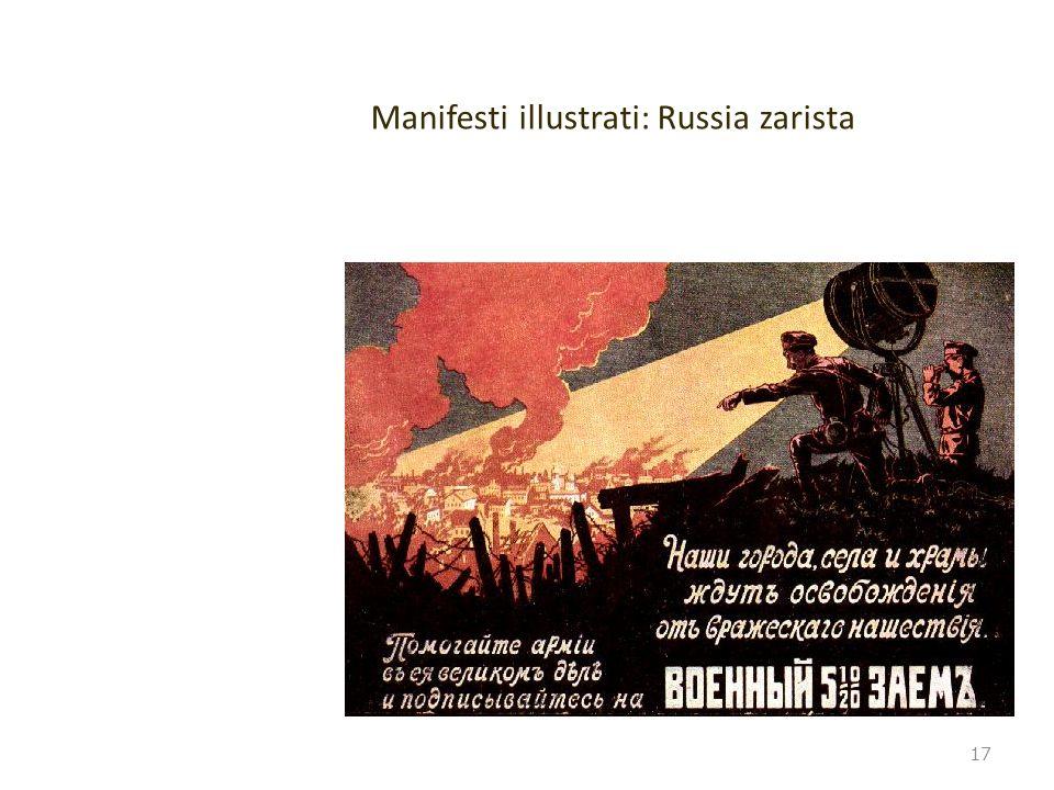 Manifesti illustrati: Russia zarista 17