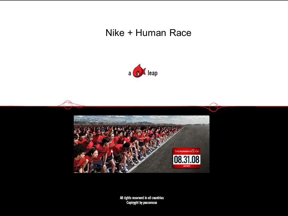 Draft per Alfa Romeo Nike + Human Race