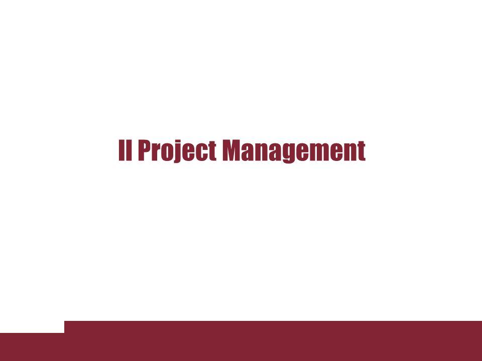 Obiettivi della Lezione Fornire una risposta alle domande: Cosè un Progetto.