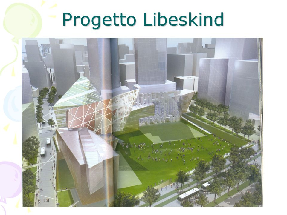 Progetto Libeskind