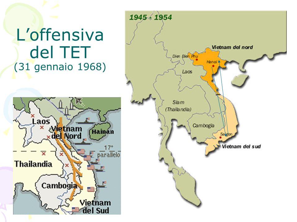 Loffensiva del TET (31 gennaio 1968)