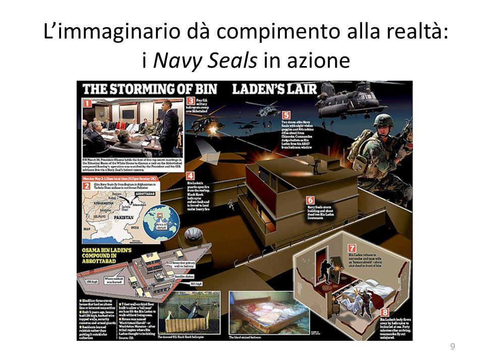 Limmaginario dà compimento alla realtà: i Navy Seals in azione 9
