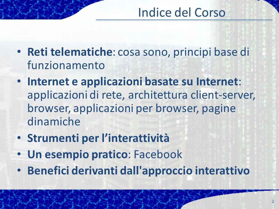 calcola.html Senza AJAX 43 Richiesta pagina Invio pagina pagina.html Richiesta pagina Invio pagina Calcola 3x5 = .