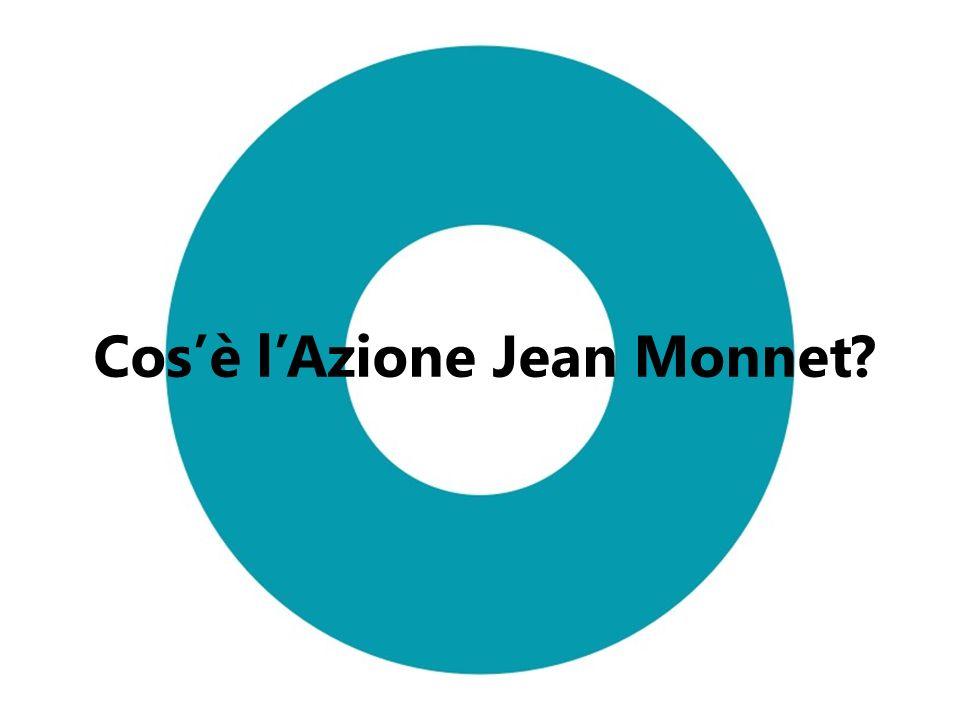 Cosè lAzione Jean Monnet?