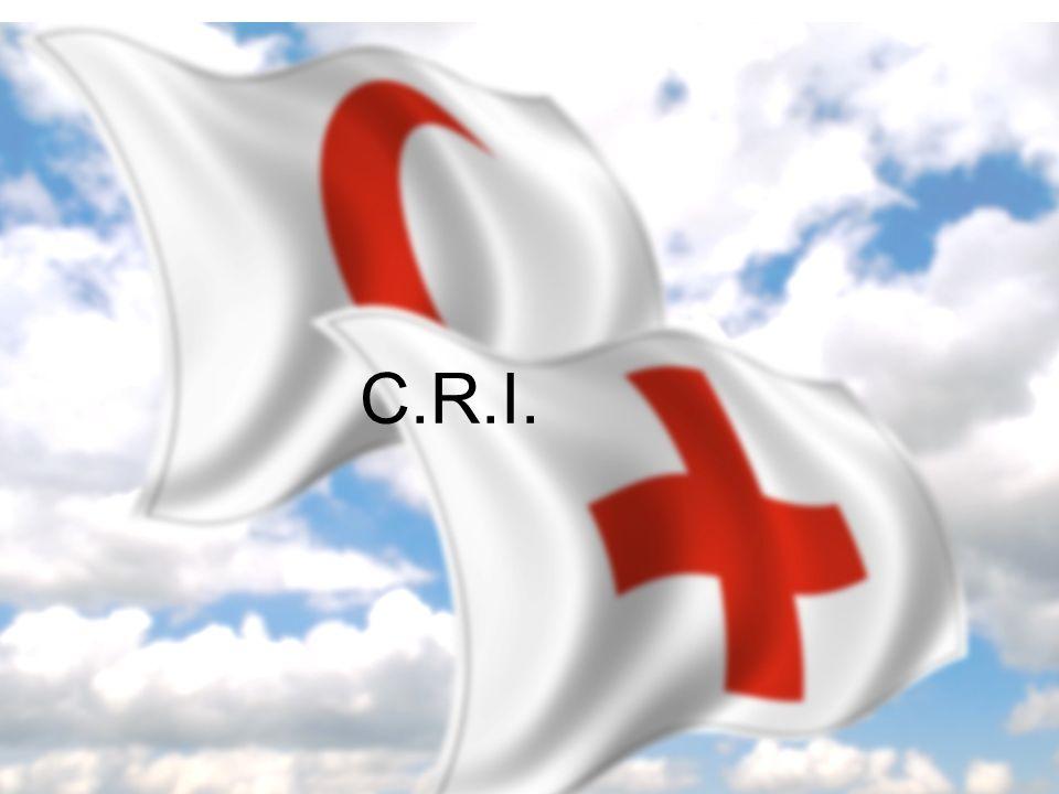 Movimento internazionale della Croce Rossa e della Mezzaluna Rossa dal 1986 è il nuovo nome della Croce Rossa Internazionale Organizzazione internazionale non governativa – associazione internazionale di diritto svizzero coordinare su scala mondiale il movimento di soccorso umanitario che agisce sotto il simbolo di CR e MR natura = Obiettivo =